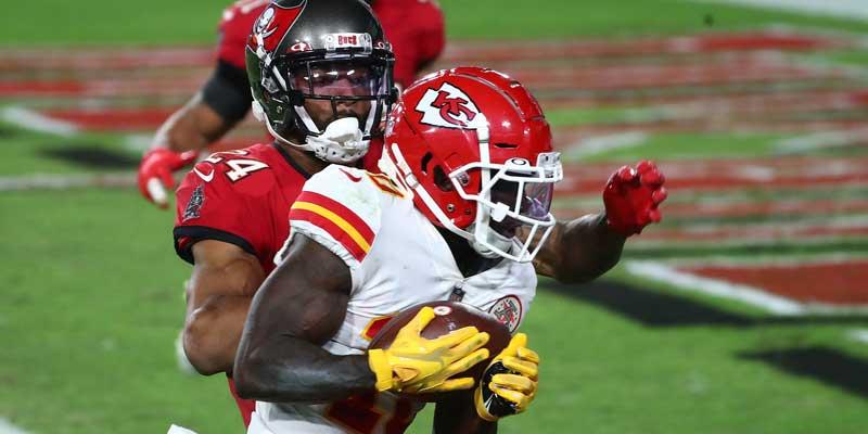 Super Bowl LV Notebook: Looking Back at Chiefs-Buccaneers Week 12 Game