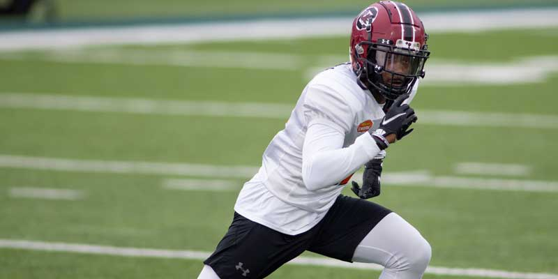 Senior Bowl Notebook: Several Receivers Making an Impression