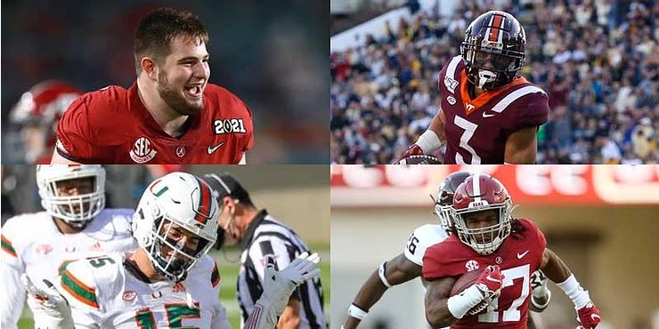 Doctor's Take: Medical Evaluations for Key 2021 NFL Draft Prospects