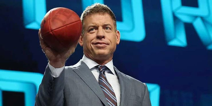 The Friday Five: Troy Aikman