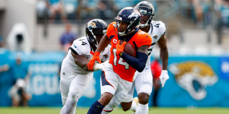 Buy Into The Courtland Sutton Hype